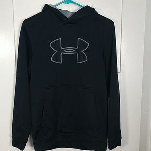 Under Armour Hooded Pullover Sweatshirt Size S
